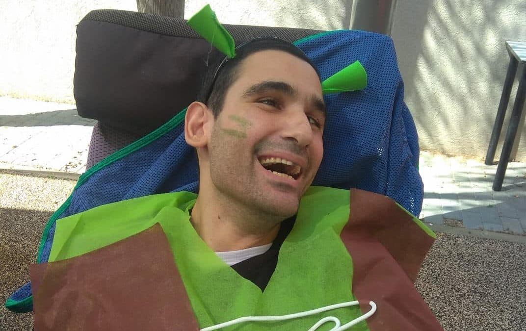 Help ADI This Purim: Lift the Mask of Disability, Secure the Mask of Safety